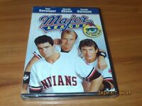 """Major League (DVD, 2007, """"Wild Thing"""" Edition Widescreen) NEW"""