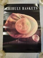 Art Glass Dale Chihuly Baskets Poster