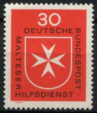 West Germany 1969 SG#1500 Maleser Hilfsdienst MNH #D459