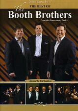 Gaither Gospel Series: The Best of the Booth Brothers (2012, DVD New)