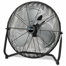 "Patton High Velocity Fan Three-Speed Black 24 1/2""W x 8 5/8""H PUF2010CBM"