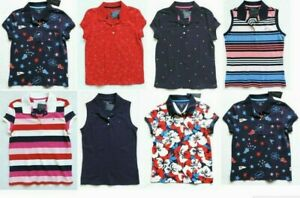 Tommy Hilfiger Big Girl's Polo Shirts