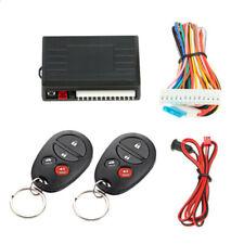 Smart Window Auto Lock Car Central Locking Remote Control Keyless Entry System