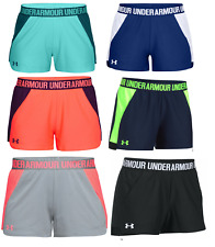 Under Armour UA Women's Play Up 2.0 Sports Shorts - New