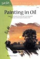 Painting in Oil (Artists Library series