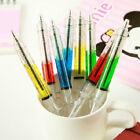 4PCS Syringe Injection Shape Ballpen Doctor Nurse Gift Liquid Pen Ballpoint New