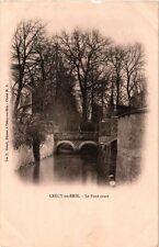 CPA  Crécy-en-Brie - Le Pont court   (249518)