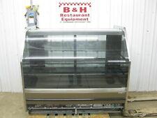 Hill Phoenix 5 Remote Curved Glass Bakery Display Case Merchandiser Blf59r