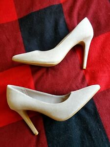 Christian Siriano for Payless Closed-Toe Heels Size 7 Brand New