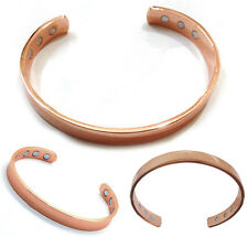 Magnetic Therapy Bracelet Unisex Bio Healing Copper Arthritis Pain Relief FR