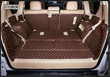 06-2020 Car Trunk Mats Toyota Land Cruiser Prado 150 7 5 Seats Cargo Liner Mats