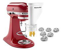 New KitchenAid Gourmet Pasta Press Attachment for KitchenAid Stand Mixer