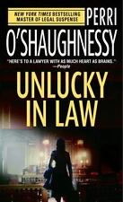 Unlucky in Law - Acceptable - O'Shaughnessy, Perri - Mass Market Paperback