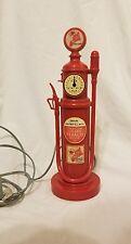 Vintage Texaco Gas Pump Landline Telephone