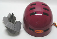 BELL FACTION ADULT LARGE CYCLING HELMET in SCRATCHER BERRY - NWT