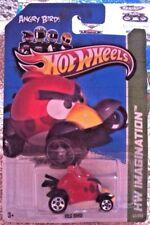 Mattel Hot Wheel Angry Bird RED BIRD HW IMAGINATION 2012 New Models - New