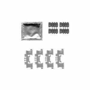 NEW MINTEX REAR DISC BRAKE PAD FITTING KIT - MBA1812
