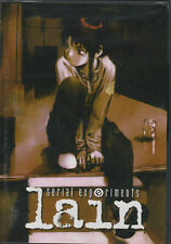 Serial Experiments Lain (TV) Complete Anime Collection (DVD) シリアルエクスペリメンツレイン