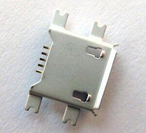 Connecteur à souder micro USB type B femelle / Female connector to solder