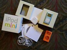 Apple iPod 4 GB mini M9436LL/A Blue