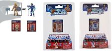 World's Smallest Toys Masters of the Universe Micro He-Man Skeletor 3cm 1,25 inc