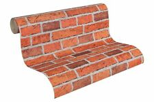 as Creation Natural Red Brick Wall Feature Wallpaper 779816