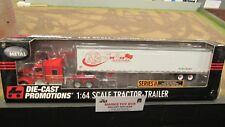 DCP#31409 ATS TRUCKING INC KW W900 SEMI CAB TRUCK DRY VAN TRAILER 1:64/FC