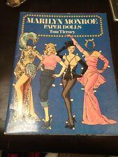 Paper Dolls Marilyn Monroe Tom Tierney