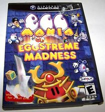 Nintendo Gamecube Egg Mania Eggstreme Madness Video Game
