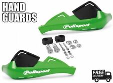 Motorcycle Green Handguards Polisport fits Gas Gas 250 EC E R 14-15
