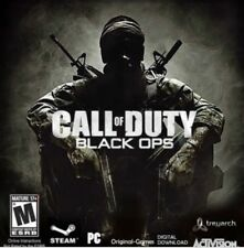 Call of Duty Black Ops Steam key PC Region Free Global