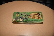 Vintage Johnsons of Hendon Walt Disney Film Strip Set Series 49 IN ORIGINAL BOX