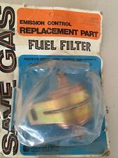 Car Care Emission Control Replacement Part # 14212 Fuel filter
