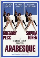 Arabesque [New DVD] Dolby, Dubbed, Subtitled, Widescreen