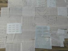 Konvolut Strassmotive Strasssteine Motive Strass 30 verschiedene Aufbügelmotive