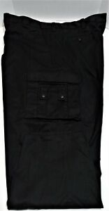 New Rothco Official E.M.T. Trouser 60 x 33 Cargo Big & Tall Pants Security Black