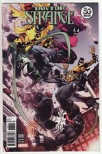 DOCTOR STRANGE #388 Marvel Comics VENOM VS VENOMS VARIANT COVER! Spider-Man Dr.