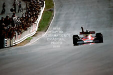1976 JAMES HUNT MCLAREN PHOTO MOTORSPORT CHOOSE PRINT SIZE FORMULA ONE 1