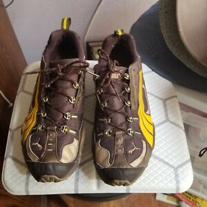 Puma Cell Darby Trail Racer Running Shoes Brown New Size 9.5 US 181766 03
