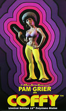 """Pam Grier Coffy 12"""" statue cult black African American L Word Lesbian int Xmas"""