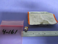 OPTICAL LASER DIODE HITACHI WAVELENGTH RUBIDIUM ATOMIC CLOCK OPTICS BIN #4