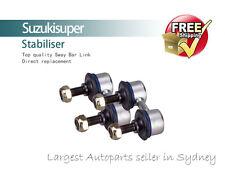 2 Front Sway Bar Link Kit HYUNDAI ELANTRA LANTRA Stabiliser 2001-2006 Pair