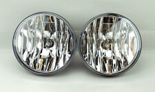 GMC Sierra 07-11 Front Replacement Fog Lights Pair RH LH Right Left
