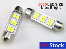 Festoon CAN BUS 42mm C10W ERROR FREE 5630 LED SIZE interior SMD bulbs MERCEDES