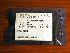 NOS JCP0035-2 integrated circuit for JVC