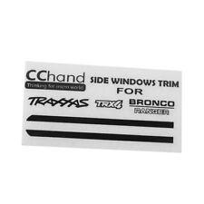 RC4WD Front Side Window Trim : Traxxas TRX-4 '79 Bronco Ranger XLT VVV-C0519