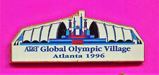 1996 OLYMPIC AT&T GLOBAL OLYMPIC VILLAGE PIN