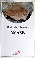 DAVID MARIA TUROLDO AMARE SAN PAOLO 1994