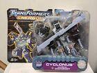 Transformers Energon Cyclonus with Crumplezone, Sealed