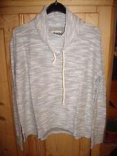 Hollister Pullover Pulli Sweatshirt Hoodie M 38 neuwertig Schlauchkragen Sweater